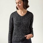 Shoulder Forward Pullover