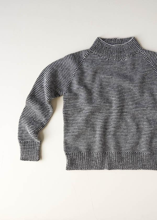 c7c1d661b2c Simple Stripe Pullover