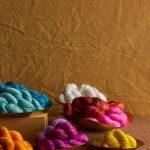 New Yarn: Tussock