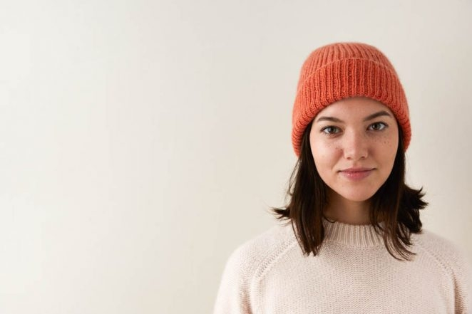 Classic Ribbed Hat | Purl Soho