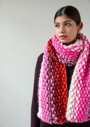 Color Flux Scarf | Purl Soho
