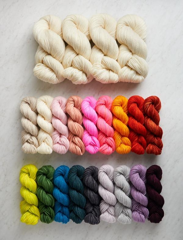 Pocket Full of Posy Blanket | Purl Soho