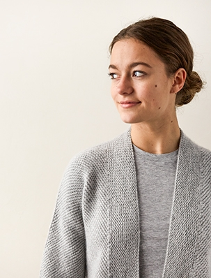 Incline Decline Cardigan | Purl Soho
