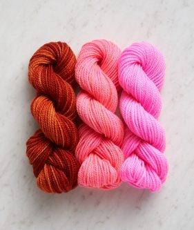 78f432f7e Main Color (MC)  1 skein of Purl Soho s Posy