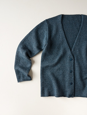 Low-V Cardigan | Purl Soho