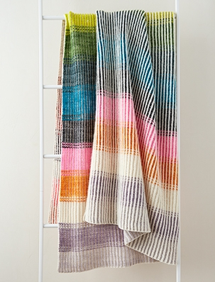Pocket Full of Posy Blanket | Purl Soho