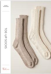 Toe-Up Socks Pattern Download