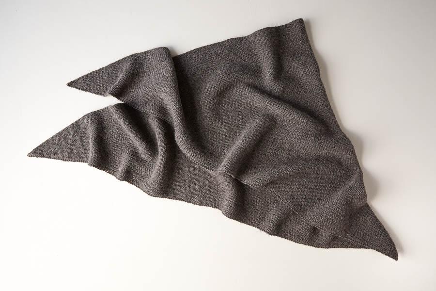 Triangle Garter Wrap | Purl Soho