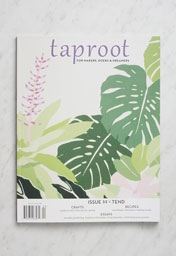 Taproot, Issue 32: Tend
