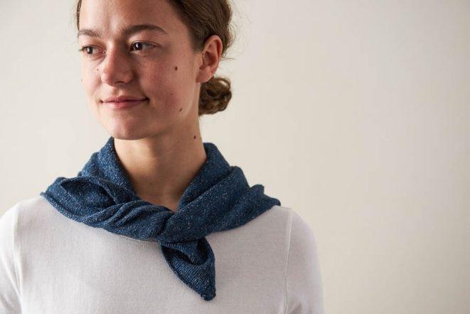 Knit + Fold Bandana | Purl Soho