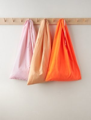 Fold-Up Market Tote In Spectrum Cotton | Purl Soho