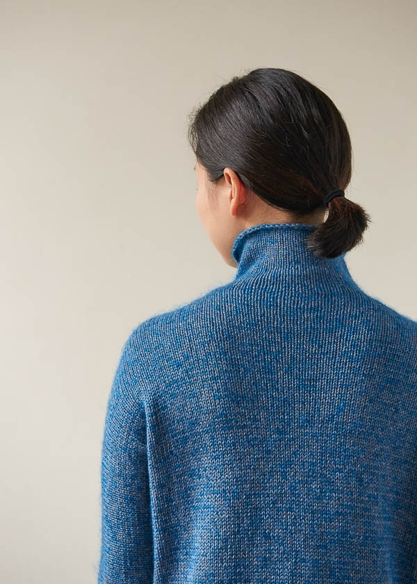 Up-And-Over Turtleneck | Purl Soho