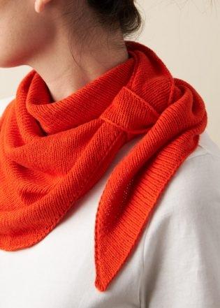 Asymmetrical Wrap | Purl Soho
