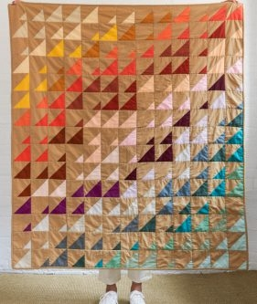 8cfb83e21 Prism Quilt in Liberty of London | Purl Soho