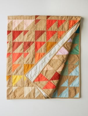 Prism Quilt In Spectrum Cotton | Purl Soho