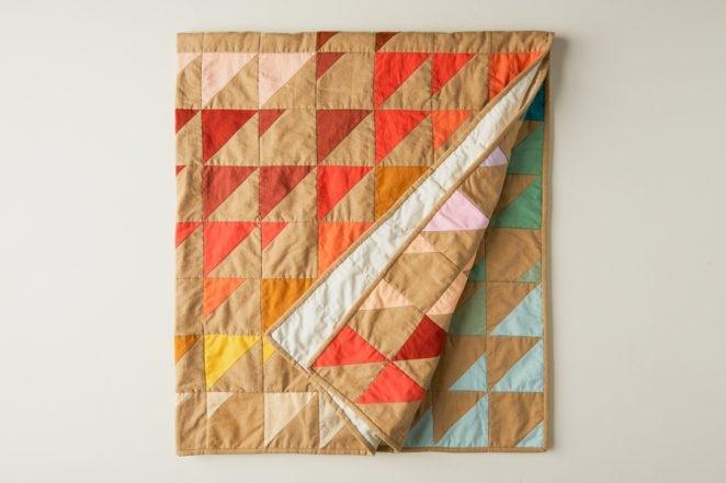 Prism Quilt In Spectrum Cotton | Purl Soho