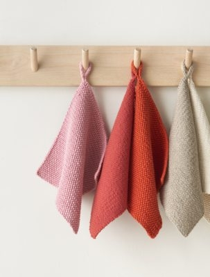 Soft Cotton Washcloths | Purl Soho