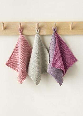 Soft Cotton Washcloths | Purl Soho