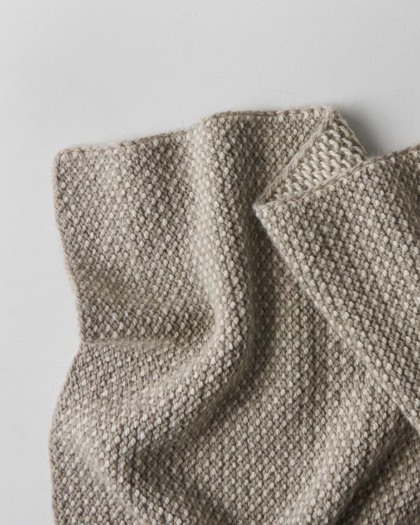 Brindle Blanket | Purl Soho