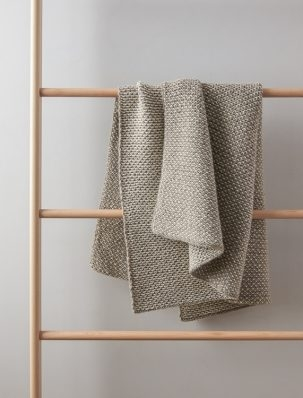 Brindle Blanket | Purl Soho