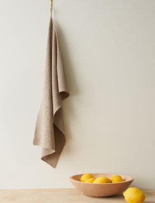 Heel Stitch Hand Towel | Purl Soho