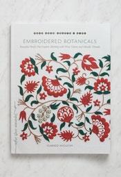 Embroidered Botanicals by Yumiko Higuchi