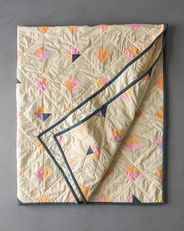 Tiny Tile Quilt In Spectrum Cotton | Purl Soho