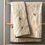 Tiny Tile Quilt In Spectrum Cotton