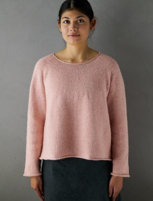 Fundamental Top-Down Pullover | Purl Soho