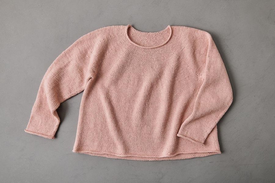 Fundamental Top-Down Pullover | Purl Soho