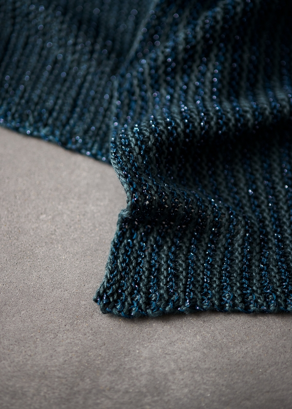 Mineral Wrap | Purl Soho
