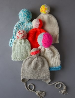 Pom Pom Hat Party | Purl Soho