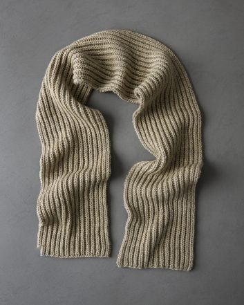 Seafaring Scarf In Big Good Wool | Purl Soho