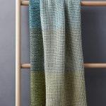 Tonal Blanket In New Colors