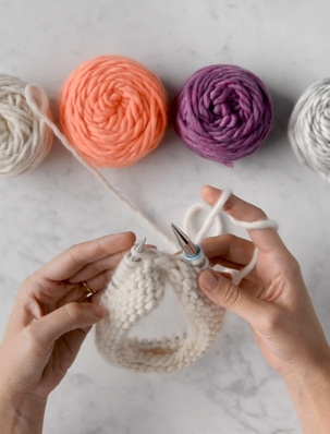 Helix Knitting | Purl Soho