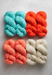 Four Points Baby Blanket Bundle in Super Soft Merino - New Colors!