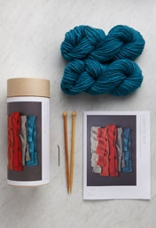 Learn To Knit Kit - Now In All Colors!