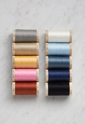 Organic Cotton Sewing Thread Bundle