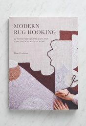 Modern Rug Hooking By Rose Pearlman
