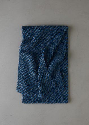 Slanting Stripes Scarf | Purl Soho