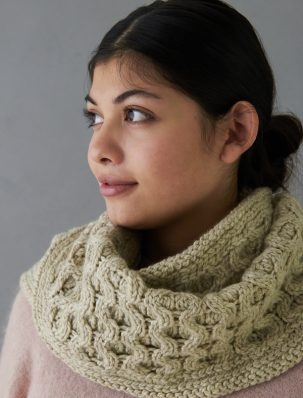Thermal Cowl | Purl Soho