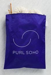Purl Soho Zip Bags from Baggu - New Colors!