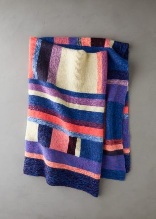 Library Blanket | Purl Soho