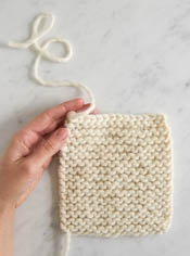 Basic Bind Off