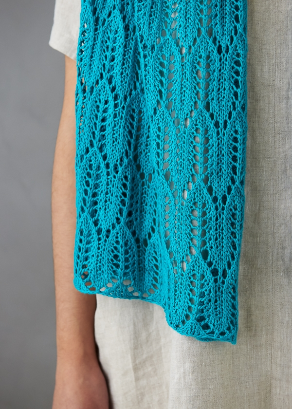 Archway Lace Wrap | Purl Soho