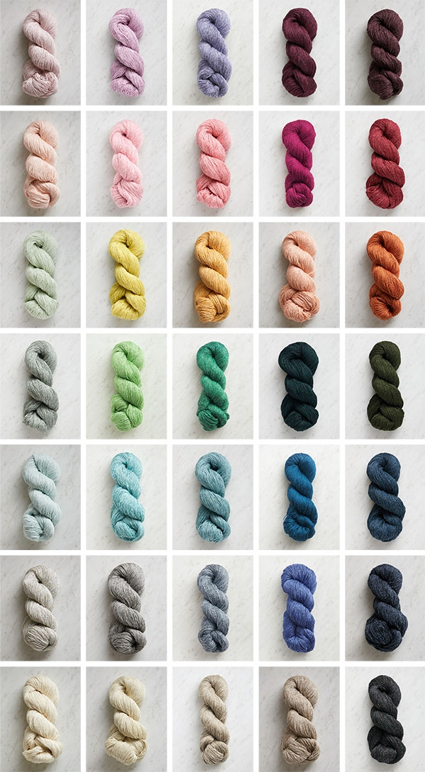 Cat Eye Lace Wrap | Purl Soho