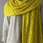 Daffodil Lace Wrap