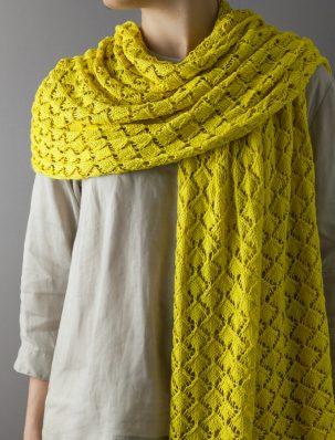 Daffodil Lace Wrap | Purl Soho