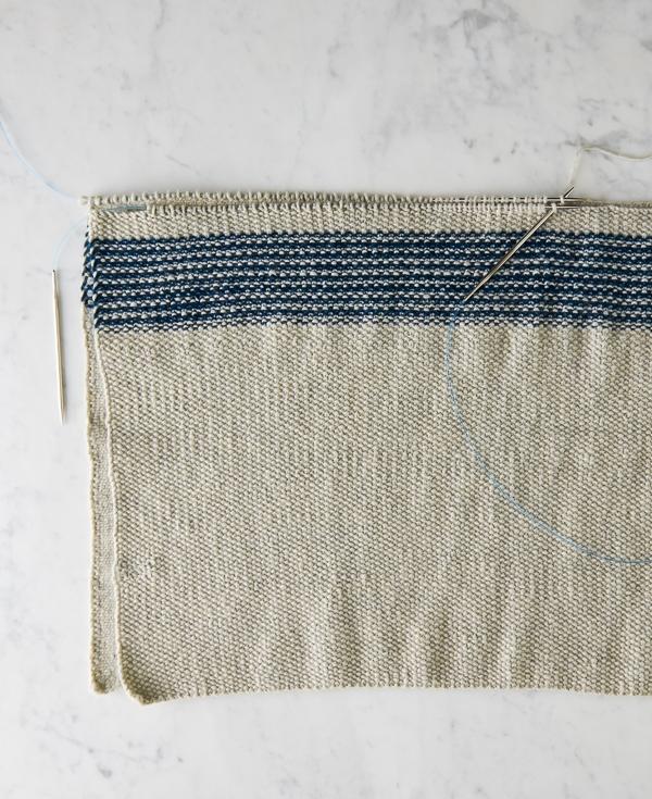 Seamed Wrap | Purl Soho