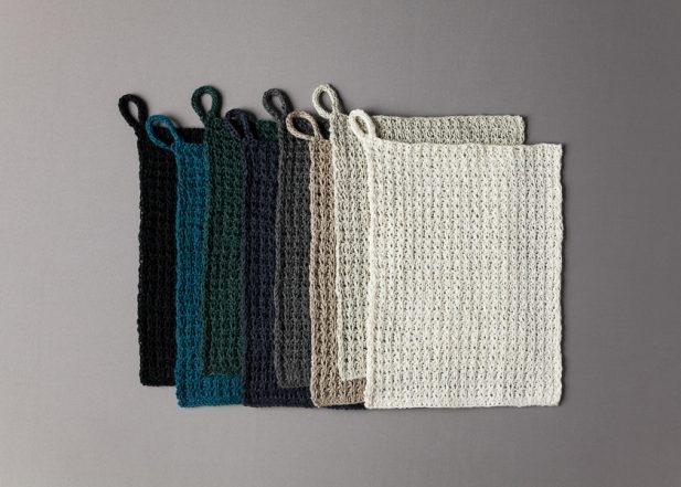 Waffle Stitch Washcloth | Purl Soho